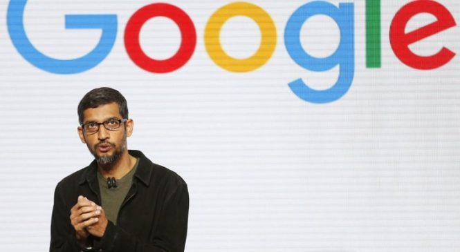 Google workers walk out over treatment of women