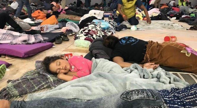Migrant caravan bears hallmarks of Syria exodus