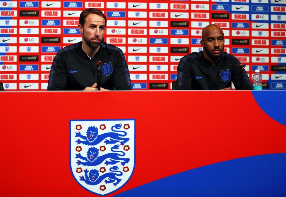 Gareth Southgate has backed his skipper