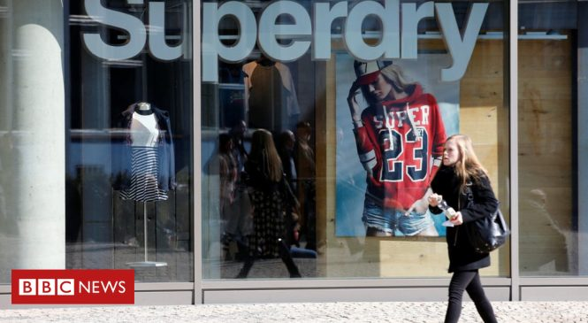 Superdry warns worse to come as profits plunge