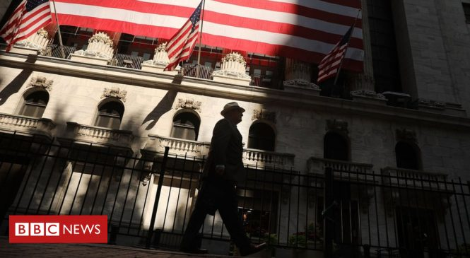 What's knocked US markets off course?