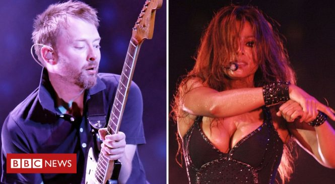 Radiohead and Janet Jackson to enter the Rock Hall of Fame