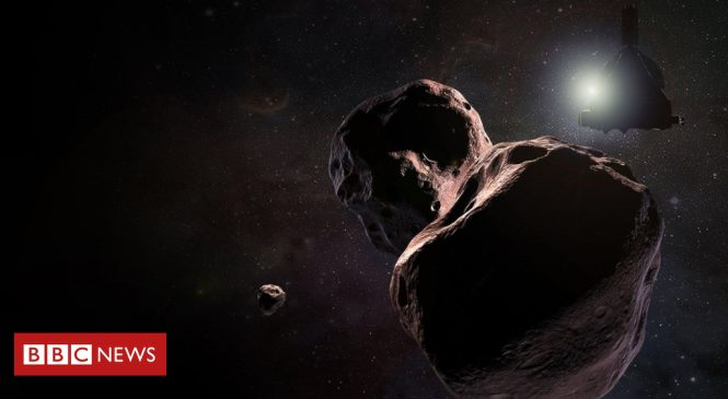 Nasa's New Horizons probe on course for historic flyby