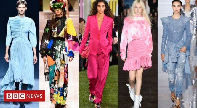The five biggest fashion looks for spring 2019