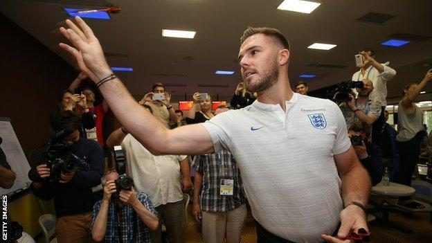Gareth Southgate: What we learned from England boss on Match of the Day