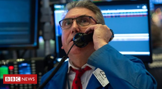 US stocks suffer worst week in a decade