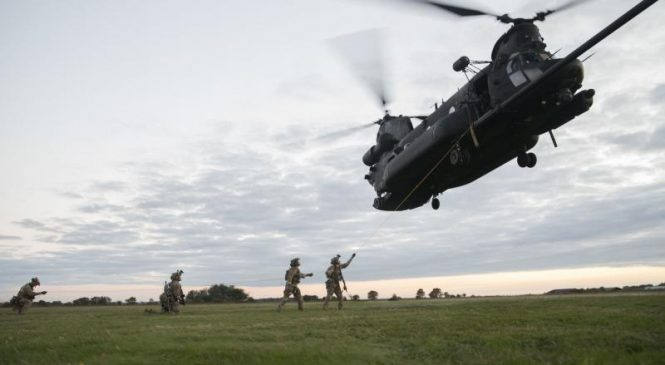 Boeing, Sikorsky awarded $1.1B for Special Ops helicopter support