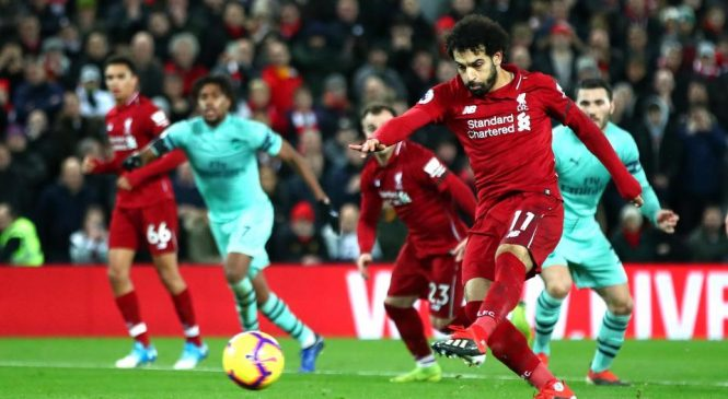 'I almost cried!' – Jurgen Klopp explains what Mohamed Salah did to Roberto Firmino to make him so emotional during Arsenal thrashing
