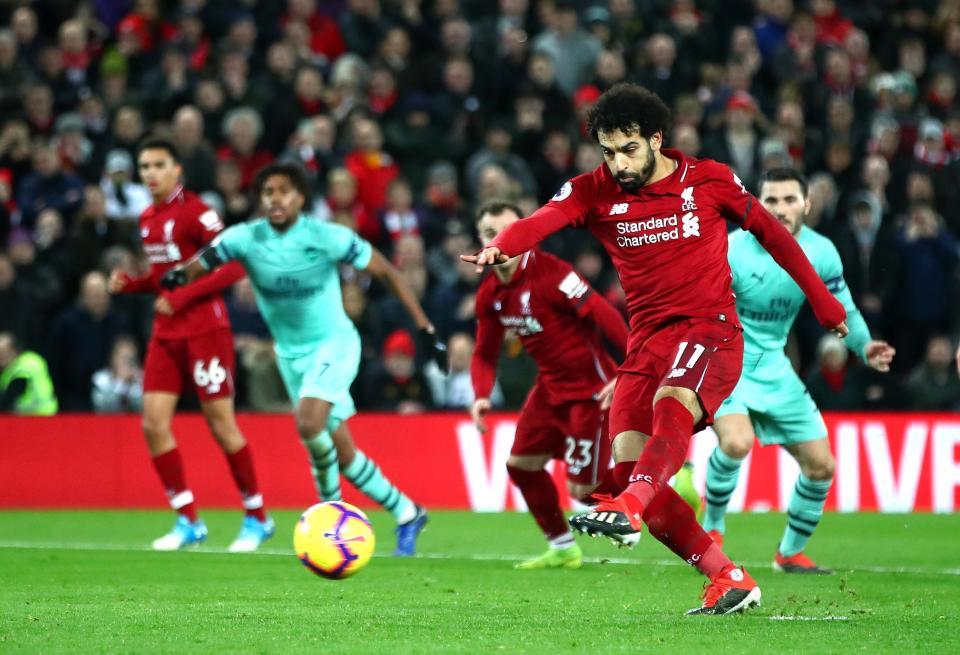 'I almost cried!' – Jurgen Klopp explains what Mohamed Salah did to Roberto Firmino to make him so emotional during Arsenal thrashing