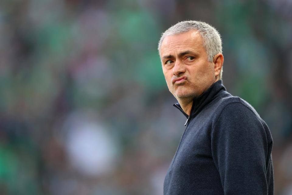 Mourinho was sacked on Tuesday morning