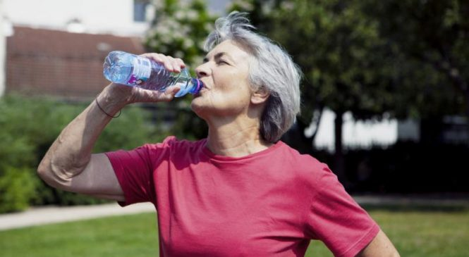 Older adults fall less if they exercise, study says