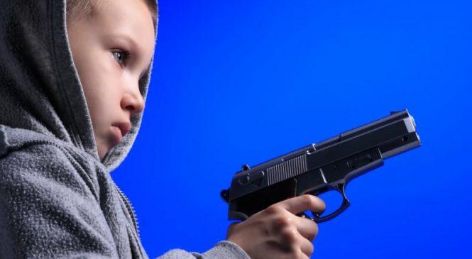 Study: Gun deaths second biggest killer of U.S. children, after car crashes