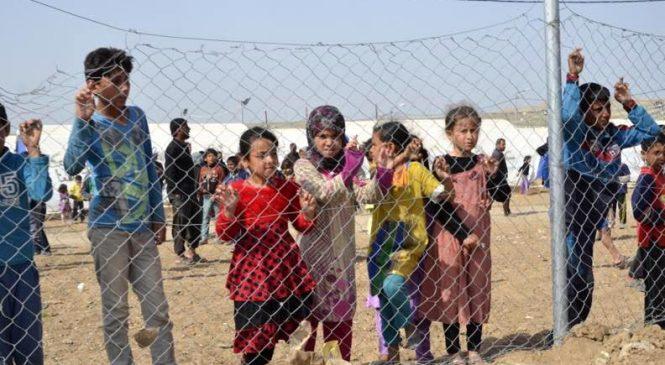 UNICEF concerned 150K Iraqi children unprepared for cold