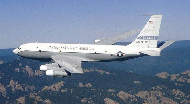 U.S. conducts 'extraordinary flight' over Ukraine after Russia ship seizure