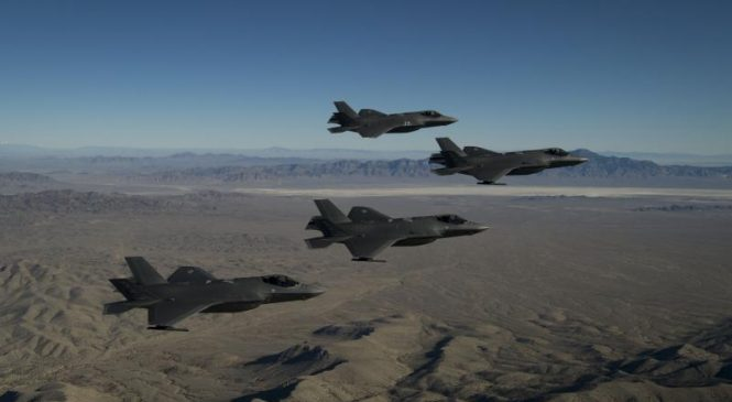 United Technologies contracted for F-35 engine logistics support