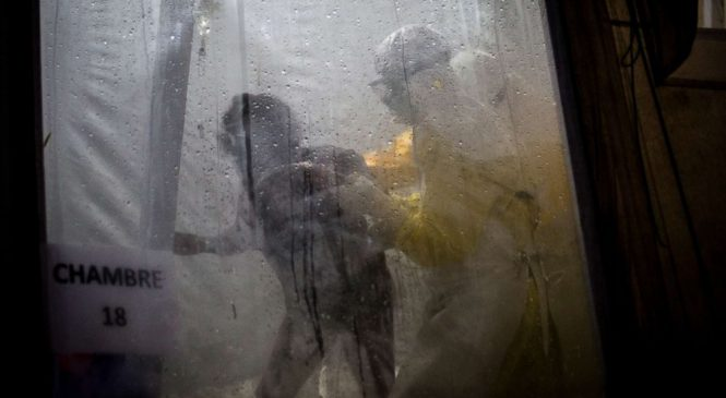 2nd deadliest Ebola outbreak in history spreads to major city