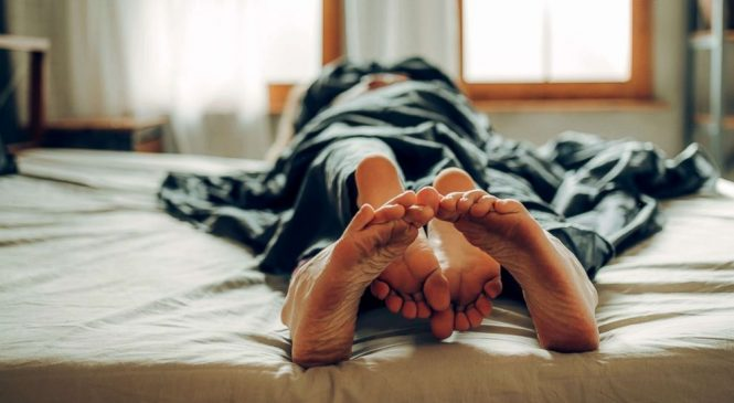 Frequent sex associated with greater enjoyment of life for men, but not women: Study