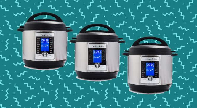 There Are Some Major Instant Pot Sales Happening Now