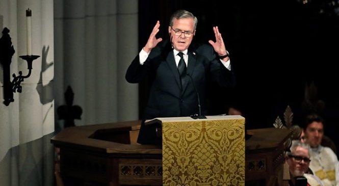 George Bush Senior dies at the age of 94