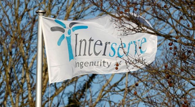 Interserve may hand construction arm to lenders