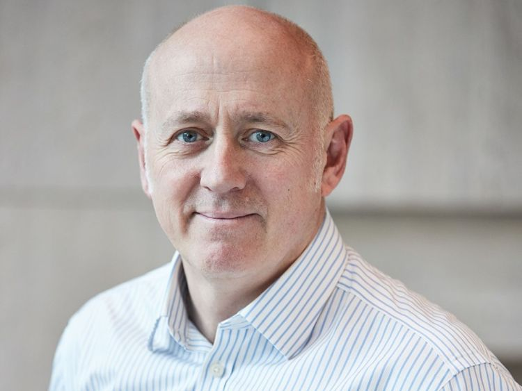 Chris Ensor has said the gender imbalance is the cyber workforce is 'not good enough'. Pic: NCSC