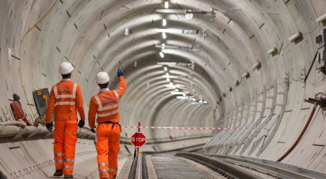 Ex-Labour MP Raynsford on board with Crossrail