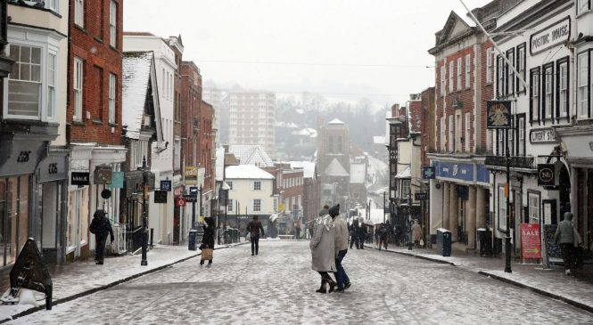 A £675m fund to help our struggling high streets