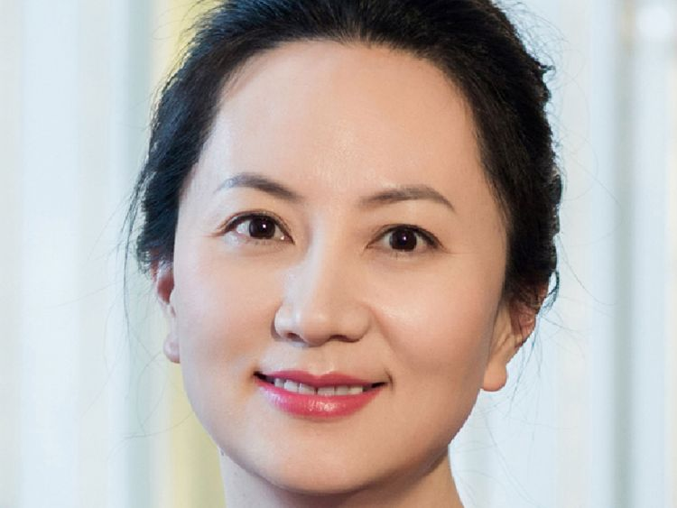 Meng Wanzhou is a long-serving executive at Huawei. Pic: Huawei