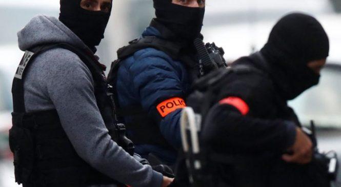 Strasbourg Christmas market gunman shot dead