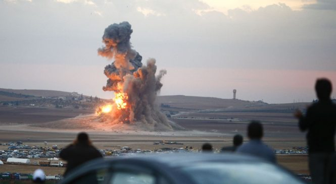 US Syria withdrawal will lead to 'revival of IS'