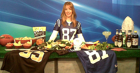 Super Bowl XLIII to XS: Game Day Strategies for Healthy Snacks