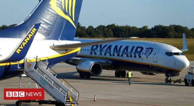 Ryanair issues profit warning as fares fall