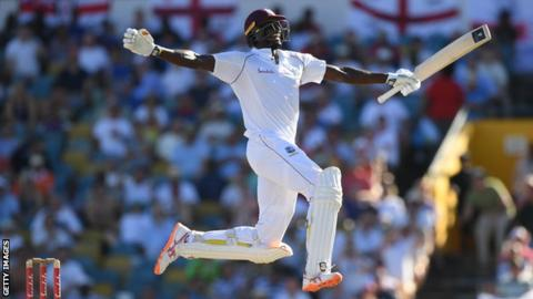 England in West Indies: Jason Holder & Shane Dowrich dominate tourists
