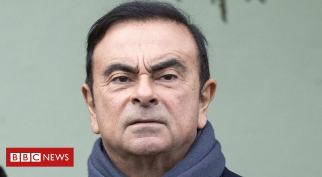 Carlos Ghosn says 'plot and treason' behind arrest