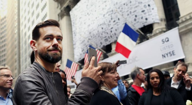 Square loses head of payments to Visa