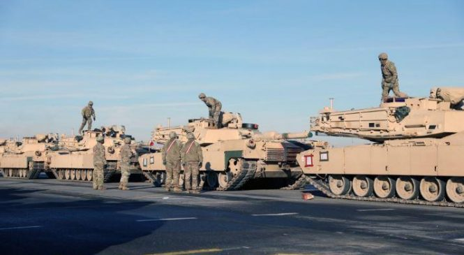 Army preps troop, equipment rotation in Europe for Atlantic Resolve
