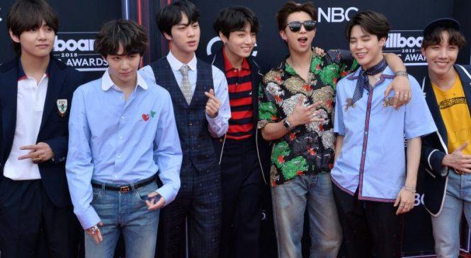 BTS ends 2018 as second top album seller in U.S.
