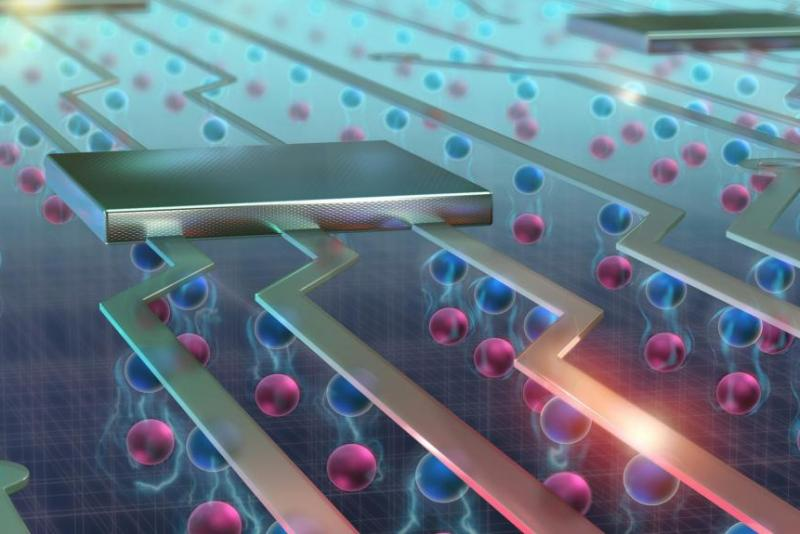 By controlling exciton flows, scientists can build more efficient electronics