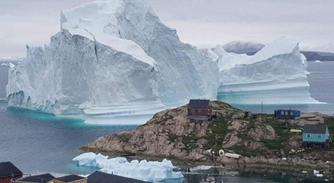 Greenland ice melting faster than previously thought: study