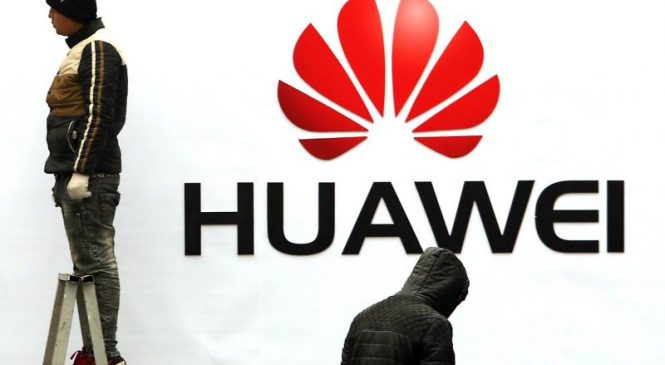 Huawei charges are an attempt to 'strangle' Chinese business, Beijing says
