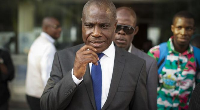 Losing DR Congo presidential candidate Martin Fayulu challenges results in court