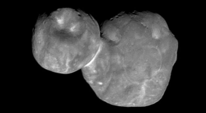 NASA's New Horizons shares clearest image yet of Ultima Thule