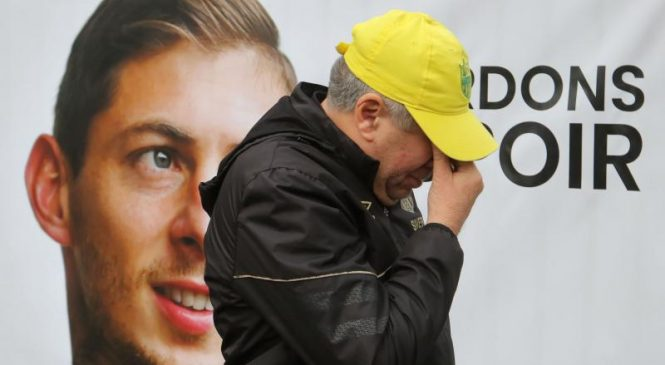 Search for Argentine soccer star Emiliano Sala called off