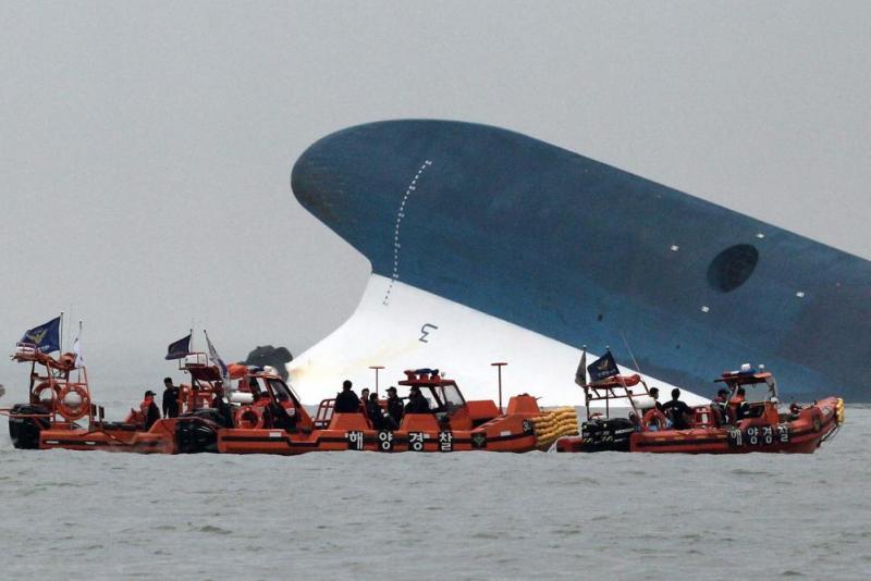 South Korean court orders compensation to Sewol ferry survivors