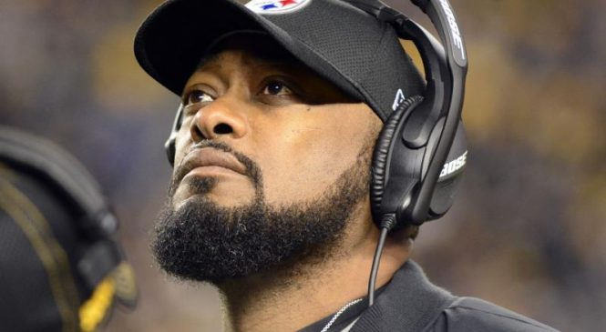 Steelers coach Tomlin promises change is on way
