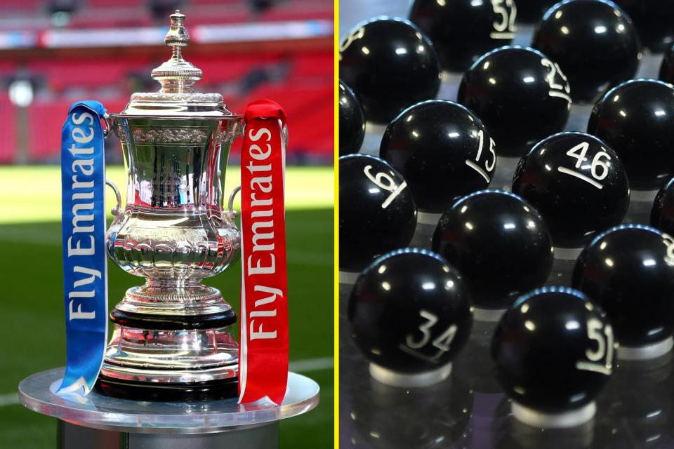 The FA Cup fifth round draw has been made