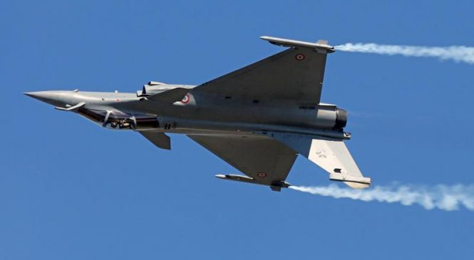 Thales to develop Rafale F4 sensors for French military