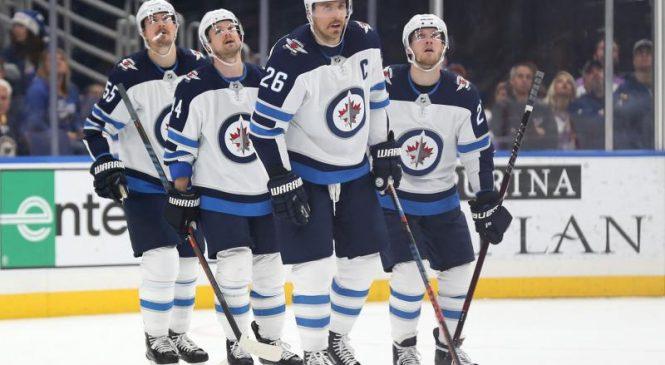 Winnipeg Jets outlast Anaheim Ducks in OT thriller