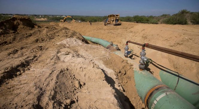 Tapped-out pipelines cause gas shortage in Mexico