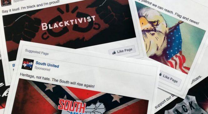 Elderly, conservatives shared more Facebook fakery in 2016